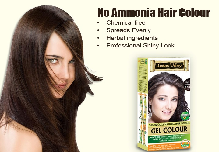 No Ammonia Hair Colour