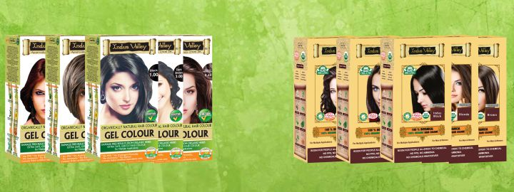 Choose Best Natural Hair Color Brand | Indus Valley blog