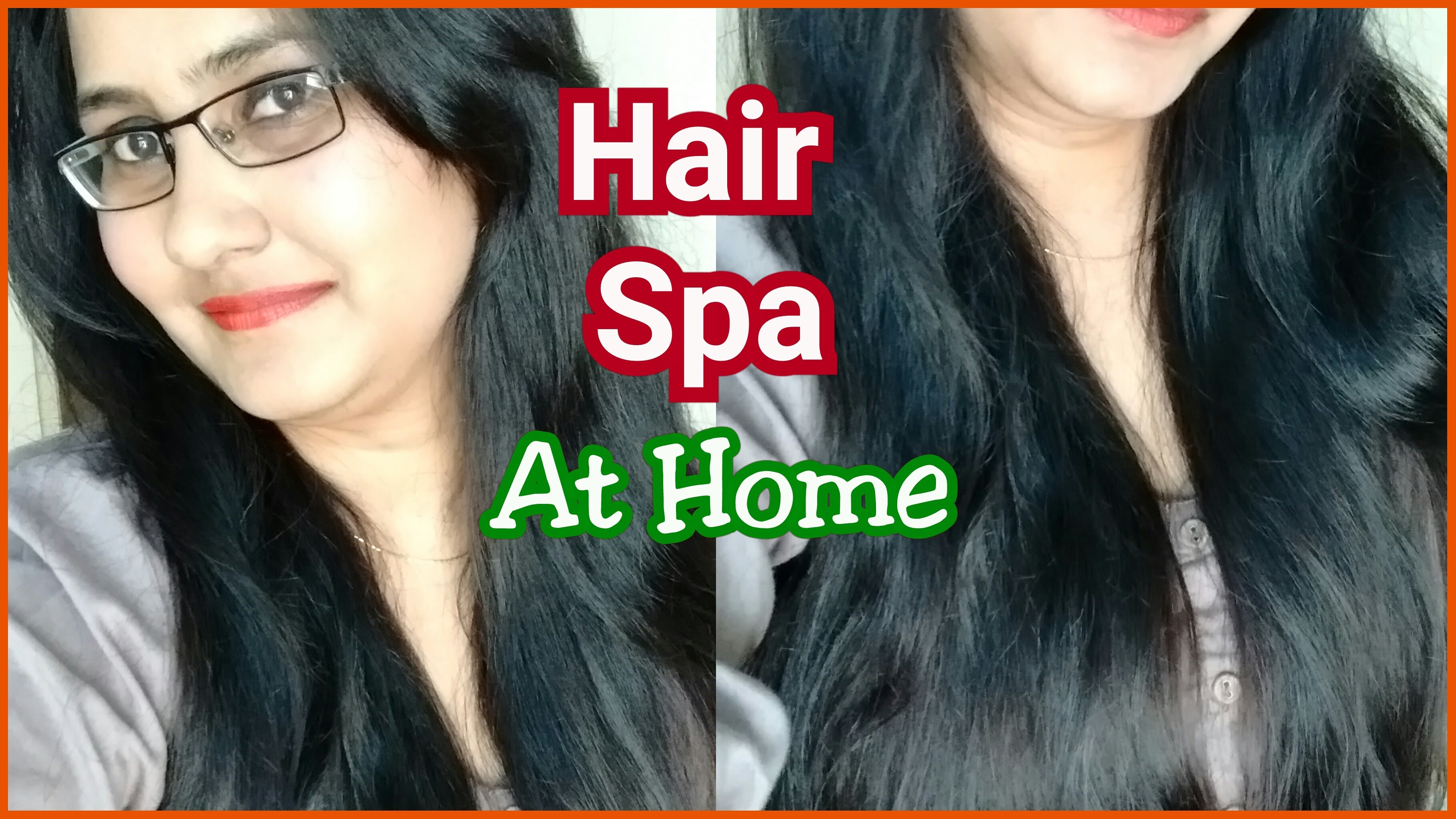 how to do hair spa at home..