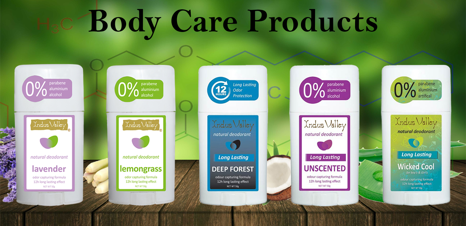 best body care products