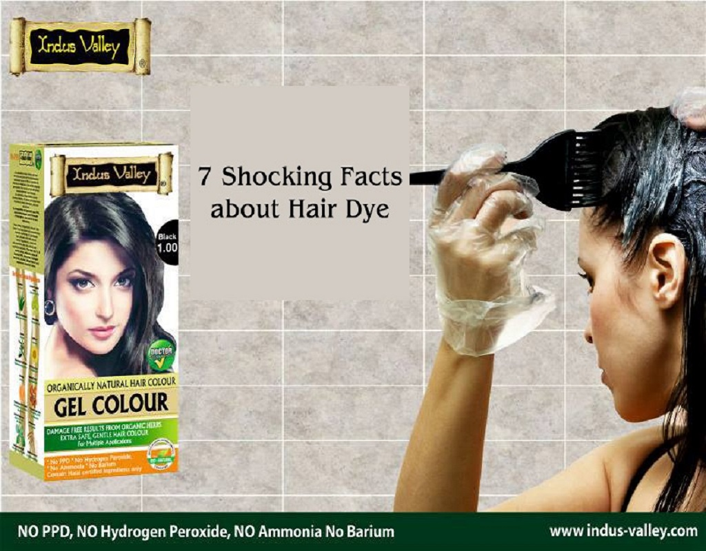 7 Shocking Facts About Hair Dye