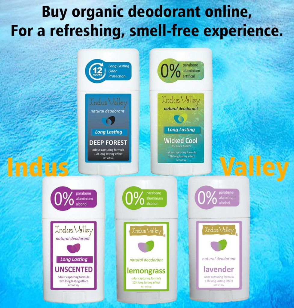 best unscented natural deodorant
