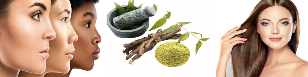 neem leaf powder for skin