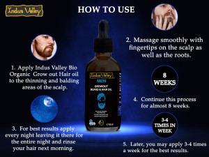 Beard Oil For Hair Growth