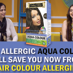Hypo Allergic Aqua Hair Colour