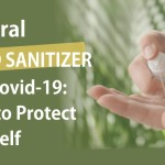 alcohol-based hand sanitizer